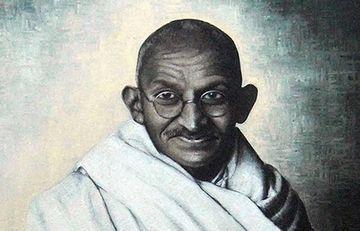 """Mahatma Qandinin <span style=""""color: red"""">aforizmləri</span>"""