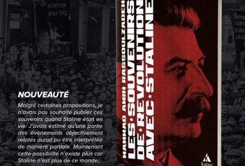 """""""Stalinlə ixtilaf xatirələri"""" kitabı fransız dilində nəşr edilib"""