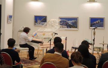 Vyanada Vaqif Mustafazadənin xatirəsinə konsert