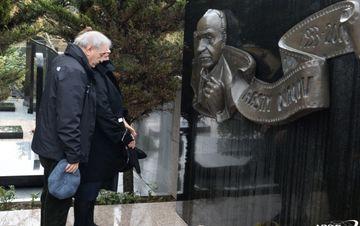Rasim Ocaqovun xatirəsi anılıb