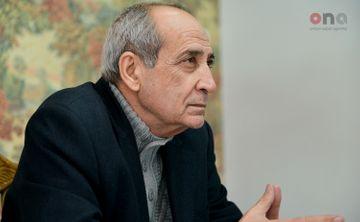 """Rasim Balayev: <span style=""""color: red"""">""""Övladlarımı evə buraxmıram""""</span>"""