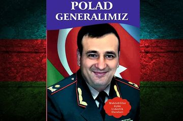 """Şəhid generalımız haqqında kitab nəşr edildi - <span style=""""color: red"""">Pulsuz paylanacaq</span>"""