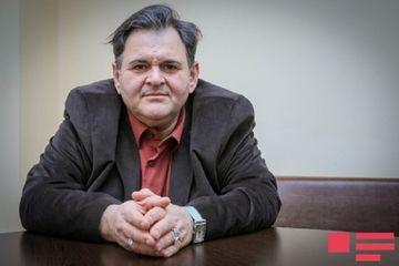 Kinematoqrafçılar İttifaqı Ayaz Salayevi mükafatlandırdı