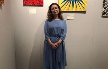 Azərbaycanlı rəssamın əsərləri Moskvada təqdim edildi