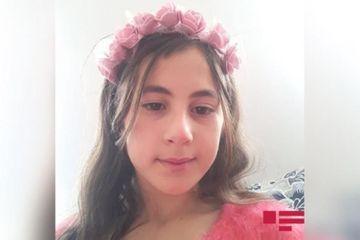 Avstraliyada yanan 10 yaşlı Nərmin