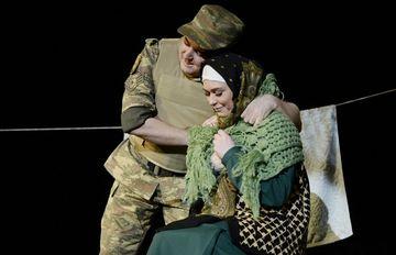 """""""Mübariz"""" operası təqdim olundu - <span style=""""color: red"""">Fotolar</span>"""