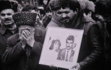 """""""Faciənin fotosu"""" sənədli filmin təqdimatı keçirilib"""