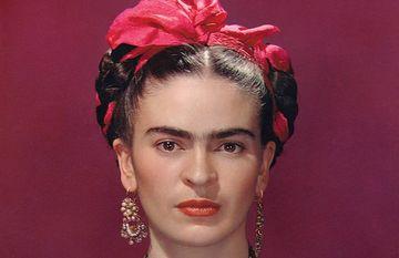 Frida Kalonun itmiş şəkli tapıldı