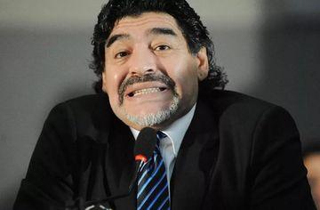 Maradonanın yanbızı