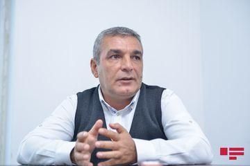 """<span style=""""color: red"""">Natiq Cəfərli:</span> """"Bugünkü Azərbaycan Axundovdan başlayır"""" - <span style=""""color: red"""">Müsahibə</span>"""