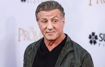 Silvestr Stallonenin filmi dayandırıldı