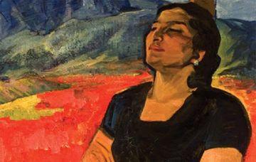 Xalq rəssamının 30 minlik əsəri koronoavirusla bağlı fonda bağışlandı