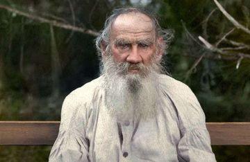 """Lev Tolstoydan qısa hekayə - <span style=""""color: red"""">Mətn</span>"""