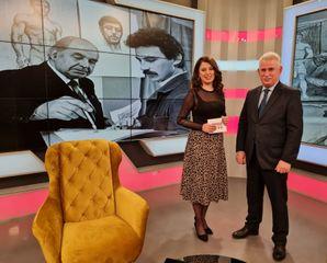 Xalq rəsamımız Türkiyə televiziyasında