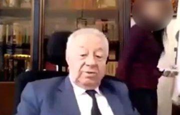 """Hüseynbala Mirələmovla kiçik bir xatirəm və <span style=""""color: red"""">məlum video söhbəti </span>"""