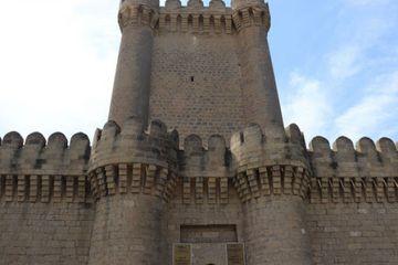 Böyük Mərdəkan qəsri bərpa edilir