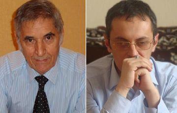 Azərbaycanlı yazıçı və oğlu koronavirusa yoluxdu